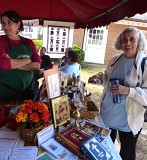 The first Saturday of October we have a table at Aquia Episcopal Church's Fest to sell home-made baked goods.