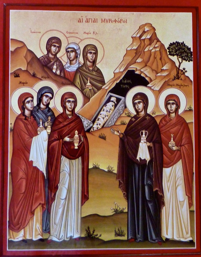 The life of holy women in Orthodoxy